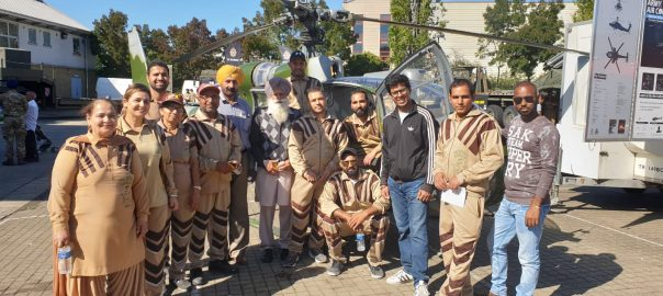 Shah Satnam Ji Green 'S' Welfare force organize the event on Sun, 20 October 2019