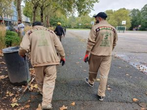 Sadh Sangat runs a public cleaning campaign in the UK. Continuing our endeavor to promote and instill pubic cleanliness in the UK.