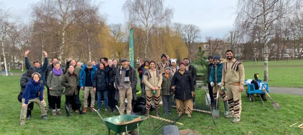 Tree Planting in UK
