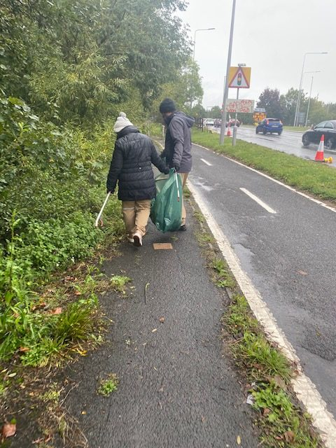 Cleaning Campaign in UK