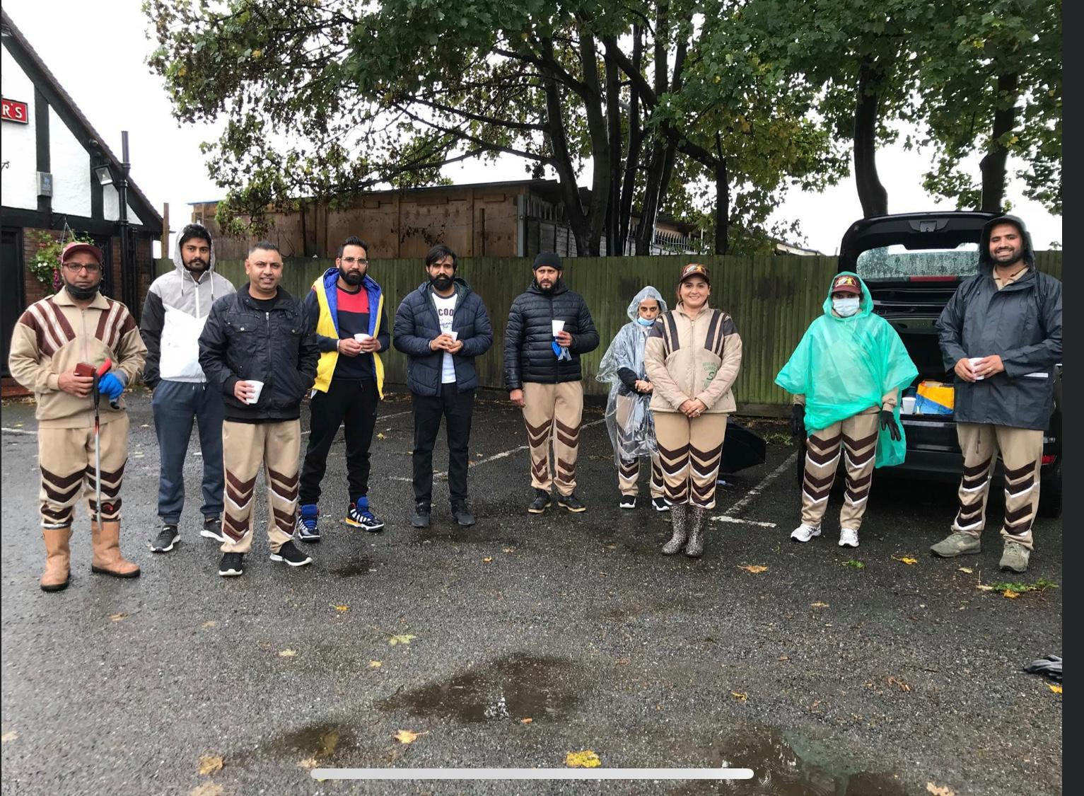 Cleaning Camp by UK