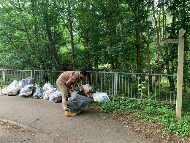 Cleaning Campaign 11 July